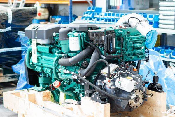 Remotorización Cambio de motor