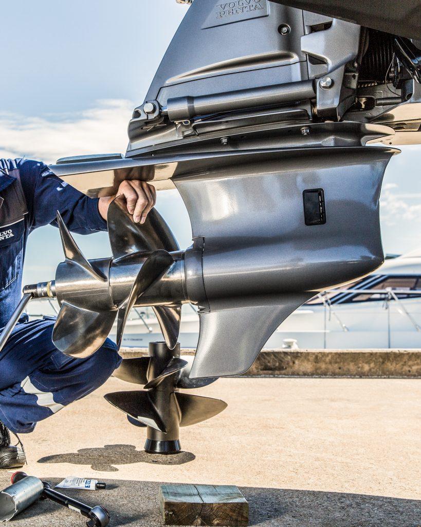 Colas para barcos Volvo Penta