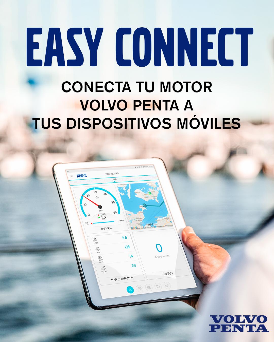 campañas Volvo Penta Easy connect