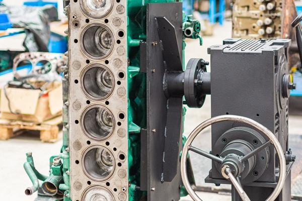 reparación de motores Volvo Penta